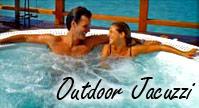 Outdoor Jacuzzi